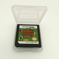 Animal Crossing: Wild World (Nintendo DS,2005) Game Card For 3DS Christmas Gift