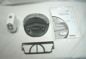 iRobot Roomba Assorted Parts Home Base, Wall Sensor, Filter & Manual   S8945