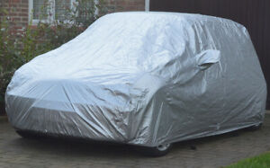 BMW Mini Hatchback R53 Breathable Car Cover, 2001 to 2006, inc mirror pockets