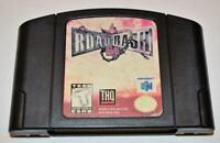 *ROAD RASH 64 NINTENDO 64 GAME N64