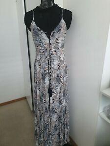 Ladies Maxi Dress Size  8