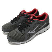 Mizuno Stargazer 2 Black Grey Red Men Running Shoes Sneakers Trainer K1GA2050-05