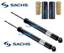 SACHS BMW X3 E83 Rear Suspension 2x Shock Damper Absorber Struts + Dust Buffers