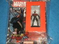Eaglemoss Marvel Fact Files Special: Miles Morales SPIDER-MAN Collectors Edition