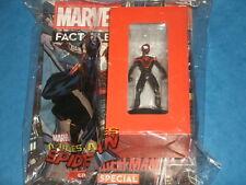 EAGLEMOSS marvel hecho archivos especial: miles Morales Spider-man Edición De Coleccionistas
