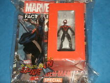 Eaglemoss Marvel Fact Files Special: Miles Morales SPIDER-MAN Collectors Edition