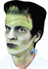 Morris Costumes Horror Monster Latex Head Piece Hair And Bolts Black. TA20