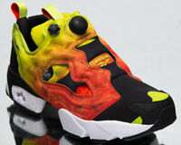Reebok Classic InstaPump Fury OG NM Men's Black Red Volt Lifestyle Sneakers Shoe
