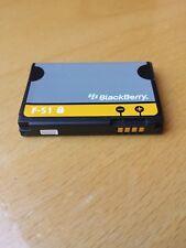 Blackberry f-s1 Torch 9800 9810 Curve 8910 bateria original nuevo Battery accu
