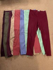 M&S Jeggings Bundle - Size 12 - 8 Pairs