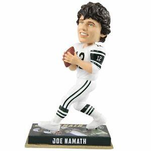 Joe Namath New York Jets Retired Player Bobblehead NFL