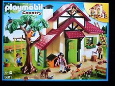 Playmobil 6811 Country Forsthaus  Neu und OVP