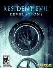 Resident Evil Revelations PC [Steam Key] No Disc, Region Free