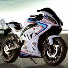 Super Power 8000W 120km/h Racer Electric Motorbike 72V 30AH