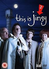 THIS IS JINSY Stagione 2 Serie Completa 2xDVD in Inglese NEW .cp