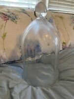 Antique Glass Cloche