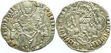 Milano Galeazzo II Visconti (1355-1378) - Grosso da 1 1/2 Soldi g.2,2 RR Mir108