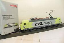 Märklin H0 36632 E-Lok BR 185 CFL Cargo mfx-digital Sound   C16