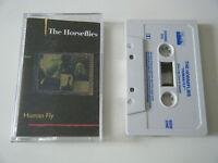 THE HORSEFLIES HUMAN FLY CASSETTE TAPE COOKING VINYL UK 1987