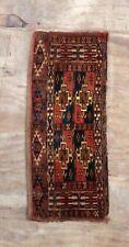 Antique Fine Turkmen Handwoven Juval  Rug