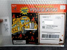 The Magic School Bus Science Club Kit Experiments VOLCANOES School Project NEW