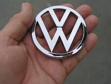 VW VOLKSWAGEN 70mm BADGE Chrome Emblem * NEW FACTORY 2ND *
