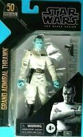 STAR WARS Black Series Archive Grand Admiral Thrawn Action Figure New Rare 50th!