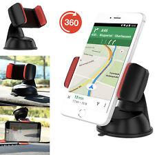 Iphone 8 Plus Smartphone halterung Auto halter Handy AUT-Rot
