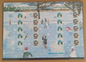 "GB LS 34 Generic/Smiler Stamp Sheet "" Christmas 2006"""