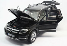 Welly 2013 Mercedes Benz GLK Class Black GT Autos Series 1/18 Scale New In Stock