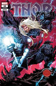 Marvel Comics Thor #10 (2020) Lashley Knullified Variant