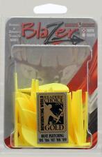 "Blazer 2"" Arrow Fletchings Vane - 2"" L. X 0.6"" H.- 36 Pcs Pack - Yellow 10831NY2"