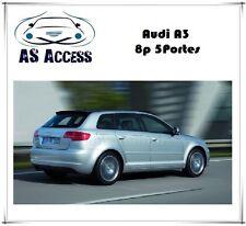 Pack LED complet Audi A3 / S3 8P Sportback 5portes
