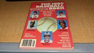 Ken Collier's 1985 Baseball Preview PB Book Mattingly Gwynne Sandberg