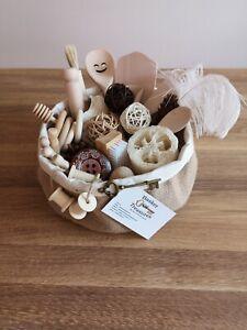Basket of Treasures, Heuristic play, Sensory, EYFS, Creative Thinking, Exploring