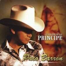 Lo Mejor de un Principe by Paco Barron y sus Norteños Clan (CD,2004, EMI)SKU4436
