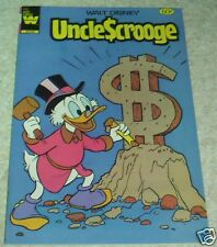 Walt Disney's Uncle Scrooge 202, VF 8.0 Trip to Tootum-Too! 50% off Guide!