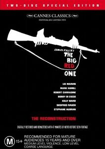 The Big Red One  - The Reconstruction dvd. 2 disc special edition