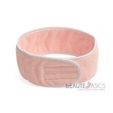 Genuine Microfiber Spa Headband Facial Salon Terry, Pink - #AH6001P x1