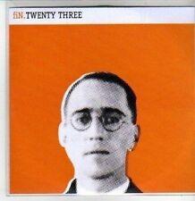 (CS474) Fin, Twenty Three - 2012 DJ CD