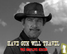 Have Gun Will Travel - OTR - Old Time Radio - COMPLETE SERIES - 2 MP3 CDS