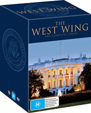 The WEST WING Complete Series : SEASONS 1 2 3 4 5 6 7 : NEW 44 Discs DVD