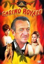 James Bond 007 Casino' Royale (1967) DVD