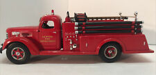 2000  First Gear 1949 International KB-8 Fire Truck, Lemars Iowa Fire Dept.