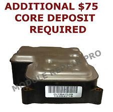 2000 2001 2002 2003 Suburban 1500 2500 ABS Pump Control Module   Exchange