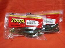 "ZOOM 7"" Magnum Super Fluke (5 Cnt) #112-283 Watermelon Magic (2 Packs)"