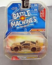 Jada Battle Machines Die-Cast Desert Camo '06 2006 Ford Mustang GT Series 2 NEW