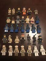 X36 Lego Star Wars Minifigure Bulk Bundle