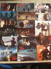 DIE OUTSIDER Aushangfotos Lobbycards MATT DILLON Rob Lowe TOM CRUISE 1983
