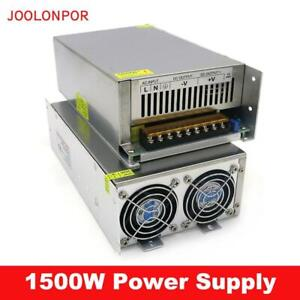 1500W Power Supply Ac to Dc 24V 30V 36V 48V 30A 40A 50A 60A Industrial Switching